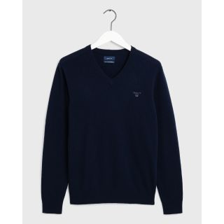 GANT PULOVER 8010520 Extra Fine Lambswool V-Neck