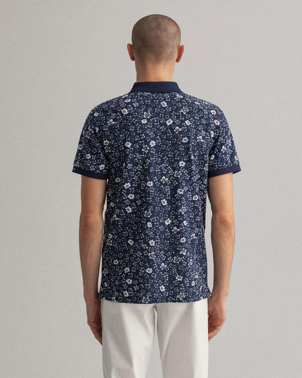 GANT FREEDOM FLOWER PIQUE RUGGER 2022092