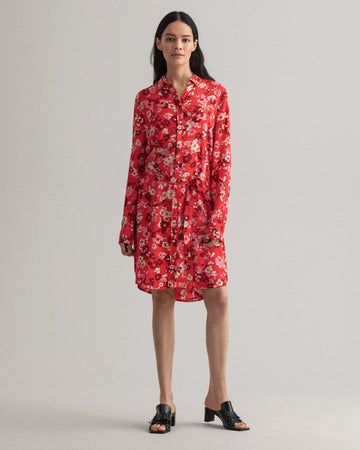 GANT LIBERATION BOUQUET SHIRT HALJINA 4503138