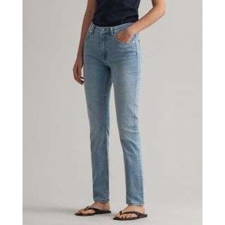GANT FARLA SUPER STRETCH JEANS/HLAČE 4100131