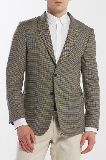 GANT SAKO 7705087 WASHABLE CHECK