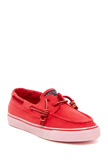 SPERRY BAHAMA WASH RED (STS95338)