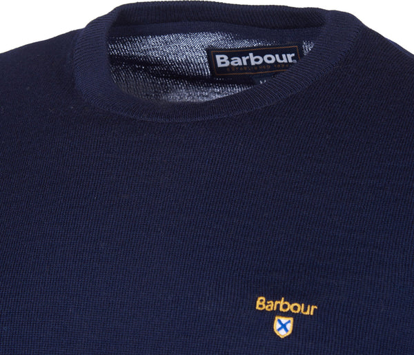 BARBOUR PULOVER Saltire Knit Crew BRMKN1268