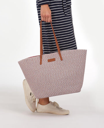 BARBOUR COLOUR TWIST TOTE TORBA LBA0335