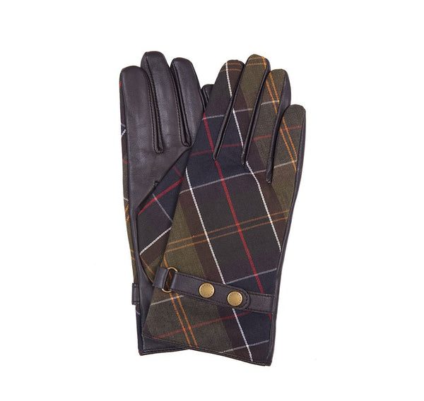 BARBOUR RUKAVICE Heath Tartan Gloves BRLGL0092