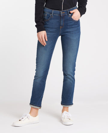 BARBOUR ESSENTIAL SLIM JEANS/HLAČE LTR0220
