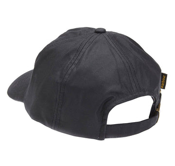BARBOUR KAPA WAX SPORTS CAP  BRMHA0005