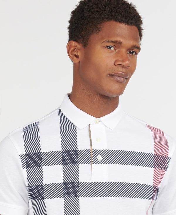 BARBOUR BLAINE POLO MAJICA MML1117