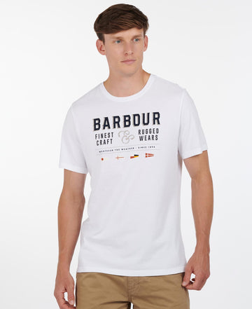BARBOUR ROPE MAJICA MTS0820