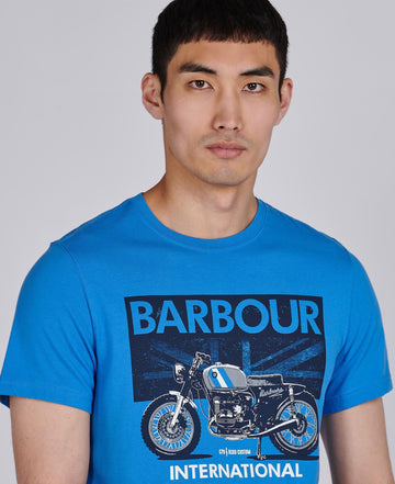 BARBOUR INTL GREENWOOD MAJICA MTS0837