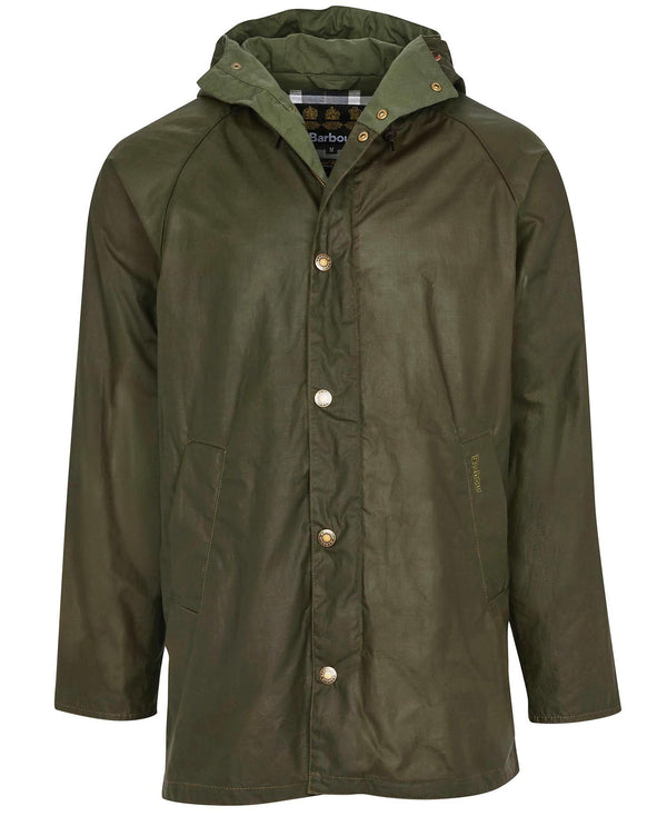 BARBOUR BRESWELL WAXED COTTON JAKNA MWX1763