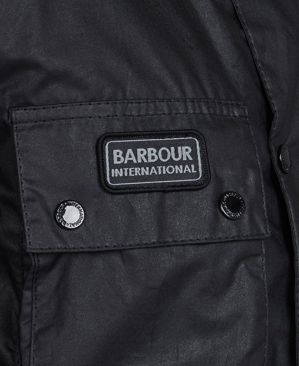 BARBOUR INTL LIHTWEIGHT WAXED COTTON JAKNA MWX1784
