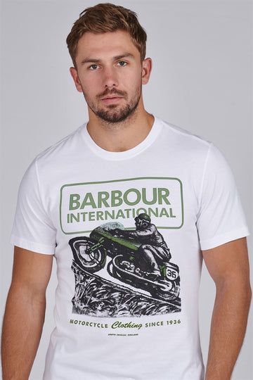 BARBOUR INTL ARCHIVE DOWNFORCE MAJICA MTS0838