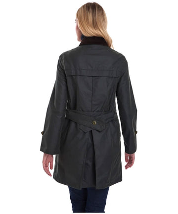 BARBOUR JAKNA BRLWX0980 ICON HAYDON WAX