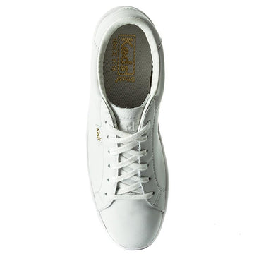 Keds ACE LEATHER WHITE (WH56857)