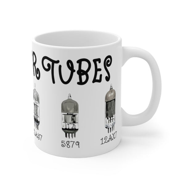"""Know Your Tubes"" - Mug 11oz - Tube Tech Gift - Artichokes For Dinner • T-Shirts"