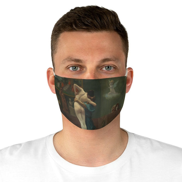Jean-Léon Gérôme - Pygmalion and Galatea - Fabric Face Mask - Artichokes For Dinner • T-Shirts
