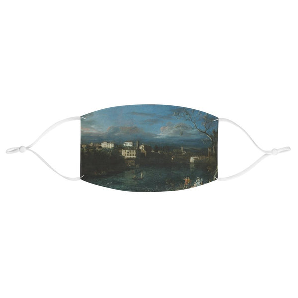Bernardo Bellotto - Vaprio d'Adda - Fabric Face Mask - Artichokes For Dinner • T-Shirts
