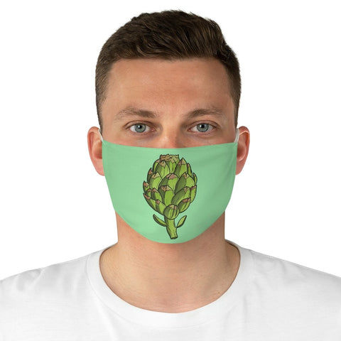 Artichoke - Non-Surgical Fabric Face Mask - Artichoke Mask