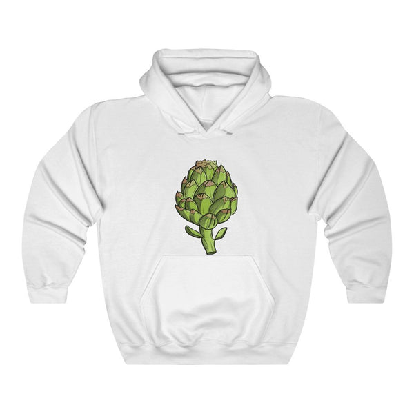 Artichoke - Heavy Blend Hoodie - Hooded Sweatshirt - Vegan Hoodie - Artichokes For Dinner • T-Shirts