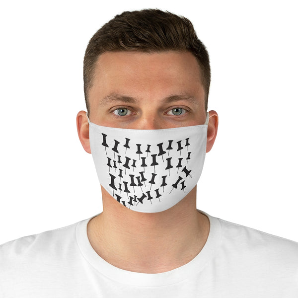 Lots O' Pins - Non-Surgical Fabric Face Mask - Artichokes For Dinner • T-Shirts
