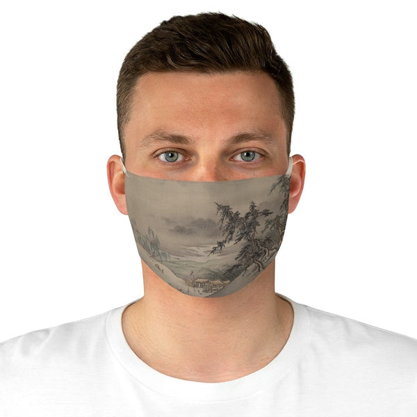 Hashimoto Gahō - Landscape - Fabric Face Mask - Artichokes For Dinner • T-Shirts