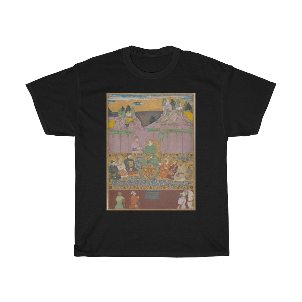Kamal Muhammad - The House of Bijapur - Heavy Cotton Tee