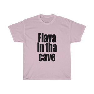 """Flava in tha cave"" - Heavy Cotton Tee - Ice Cream Shirt - Artichokes For Dinner • T-Shirts"