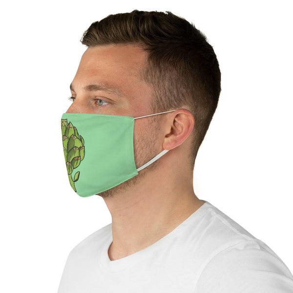Artichoke - Non-Surgical Fabric Face Mask - Artichokes For Dinner • T-Shirts