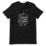 Bite Me - Unisex T-Shirts Funny / Humor/ Great Gift - Brooklyn T Factory