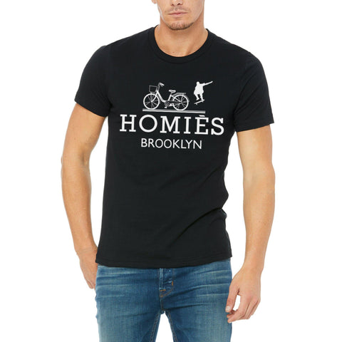 Homies Brooklyn - T-Shirts - Brooklyn T Factory