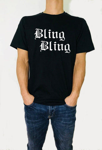 Bling Bling - Unisex T-Shirt - Brooklyn T Factory