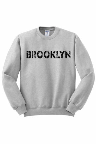 Brooklyn Crew Neck - Sweatshirts - Brooklyn T Factory