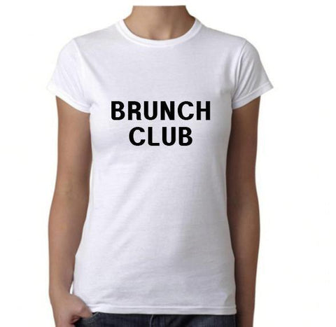 Brunch Club - Women's T-Shirt - Brooklyn T Factory