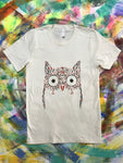 Vintage Owl - T-Shirt - Brooklyn T Factory