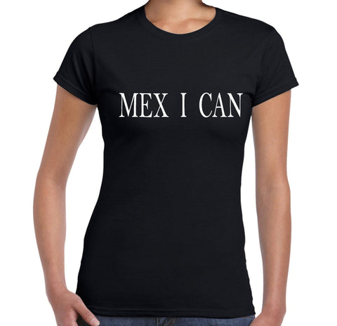 MEX I CAN-  T-Shirt - Brooklyn T Factory