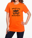 What's Up Beaches - T-Shirts - Brooklyn T Factory