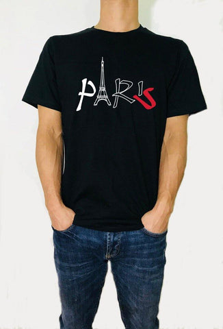 Paris -  T-Shirt - Brooklyn T Factory