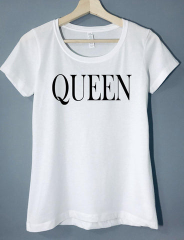 Queen - T-Shirt - Brooklyn T Factory