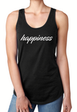 Happiness - Tank Top - Brooklyn T Factory