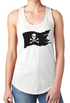 Pirate  - Tank Top - Brooklyn T Factory