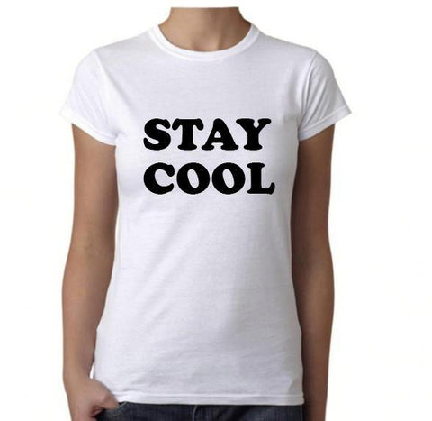 Stay Cool - Women's T-Shirt - Brooklyn T Factory