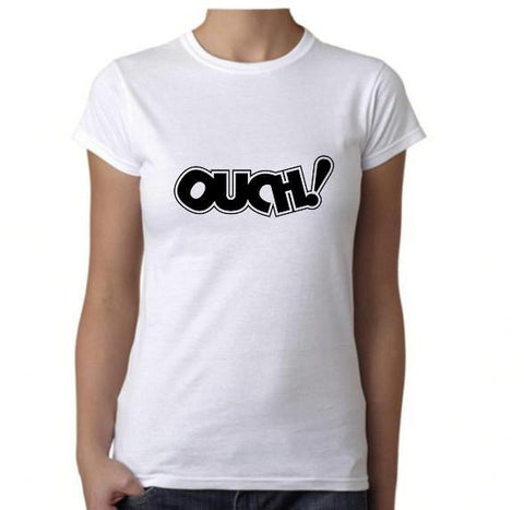 Ouch! - T-Shirt - Brooklyn T Factory