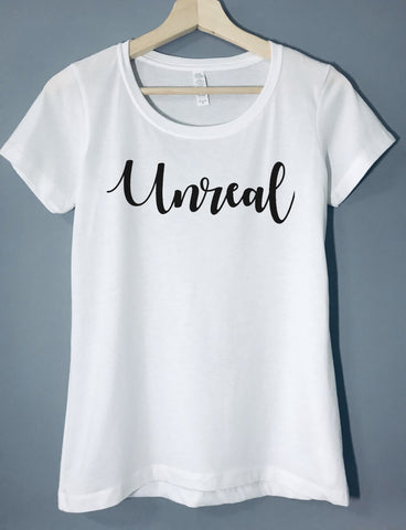 Unreal - Women's T-Shirt - Brooklyn T Factory