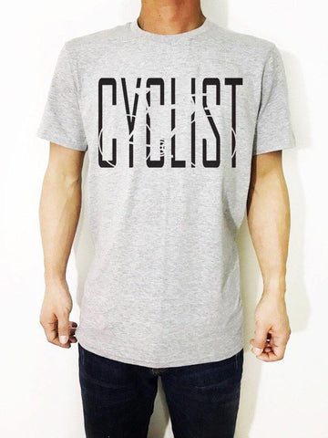 Cyclist -  T-Shirt - Brooklyn T Factory