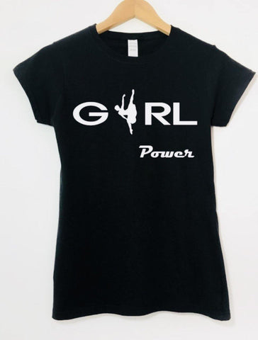 Girl Power Ballet - T-shirt - Brooklyn T Factory