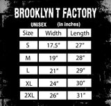 BKLYN New York City - Unisex T-Shirt - Brooklyn T Factory