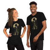 Astronaut in Suit Unisex T-Shirt - Brooklyn T Factory