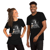 Astronaut with the Light Bulb Unisex T-Shirt - Brooklyn T Factory