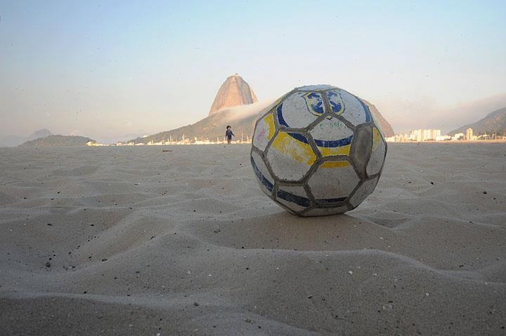 Brazil – The Country of Football by guest blogger Garry Smith